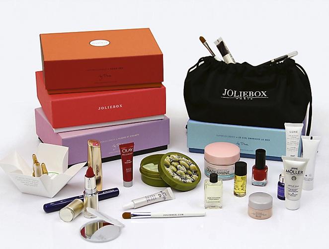 Cosméticos JolieBox