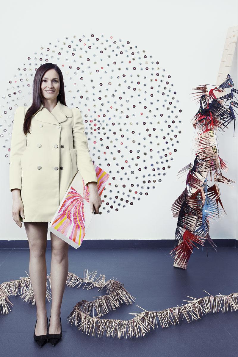 Pintura en femenino artistas espa olas que rompen moldes s moda el pa s - Pinturas de moda ...