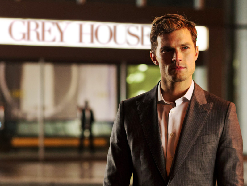 cover Christian Grey